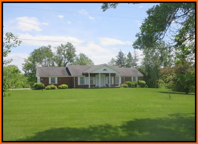 Real Estate Listing 1610 Fairview Drive Kirksville 63501