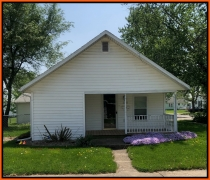 Real Estate Listing  1117 W. Wall Kirksville