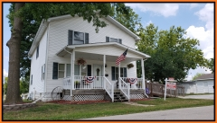Real Estate Listing  1716 S. Orchard  Kirksville